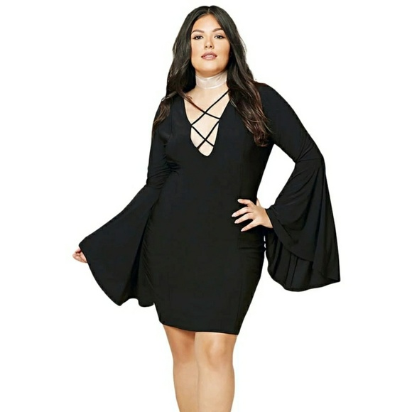 Plus size sexy witch