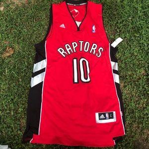 Adidas Toronto Raptors Derozan jersey NBA sz S