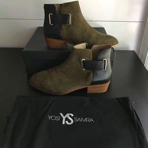 Yosi Samra Shoes - Yosi Samra Drew Bootie