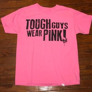 Other - Boys Tee - Breast Cancer Awreness
