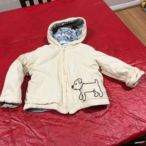 Other - Reversible jacket for little boys