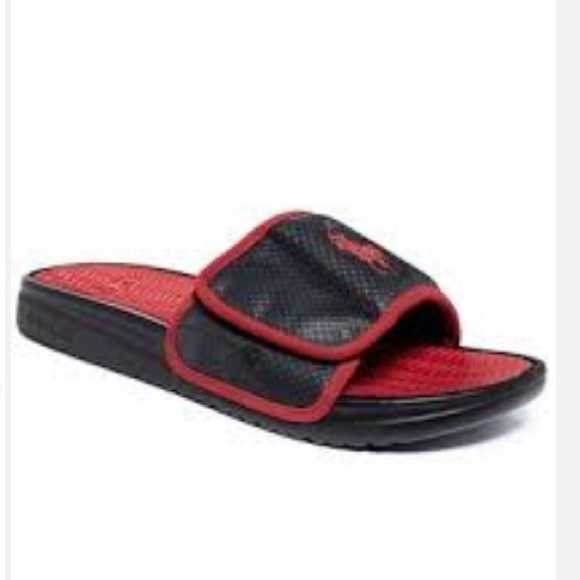 667428145790 NEW Men s Polo Slide Sandals