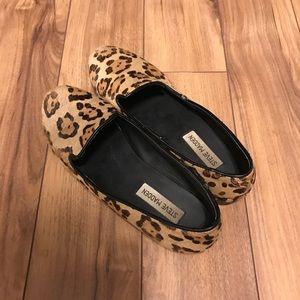 02e08ab81a6 Steve Madden Shoes - Steve Madden Croquet L - Leopard Loafer