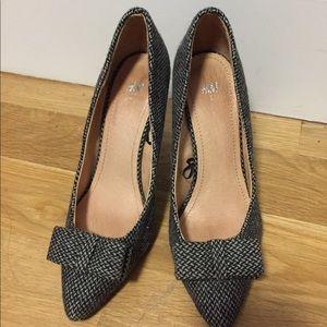 Tweed H&M heels sz37