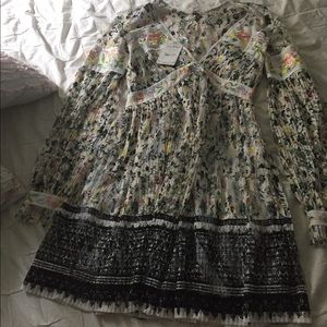 Cherry Blossom Free People Dress
