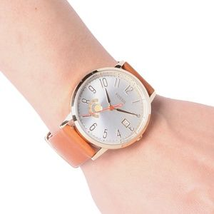 NWT Fossil Vintage Muse Gold Women's Watch