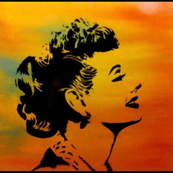 Artgland Accessories I Love Lucy Art Print Lucille Ball
