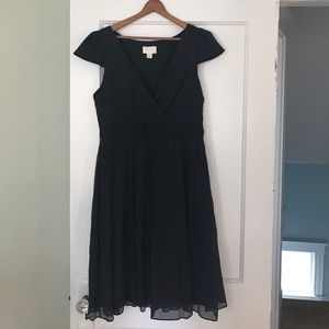 J. Crew Navy Cocktail Dress