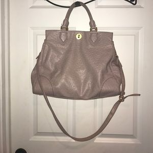 Marc by Marc Jacobs ostrich bag