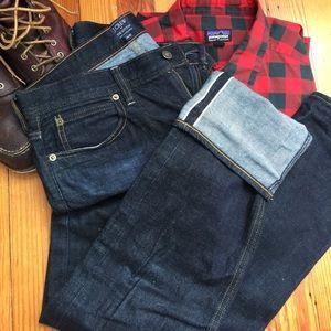 J. Crew Selvedge denim jeans