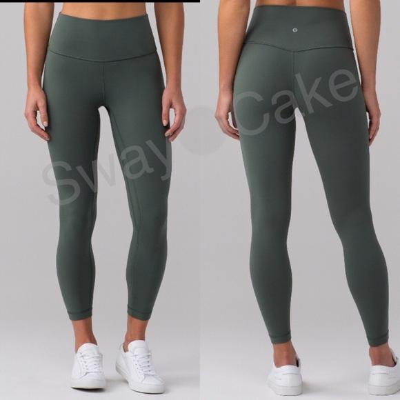 424d37242a2045 lululemon athletica Pants   Nwt Align Pant Dark Forest Lululemon ...