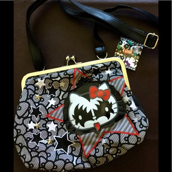 75f18cac356b Hello Kitty Handbags - Hello Kitty Kiss purse