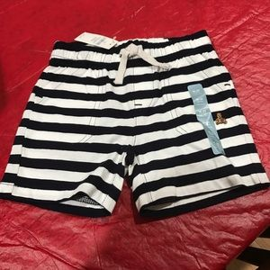 Other - Striped shorts