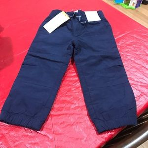 Comfortable pants for little boys