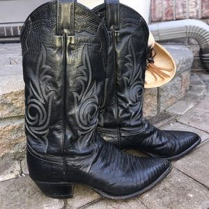 Billy Martin cowboy boots