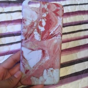 Other - Pink Marble iPhone 6 Plus