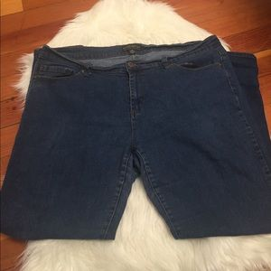forever 21+ jeans size 20