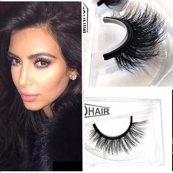 Makeup Kim Kardashian Mink Lashes Poshmark