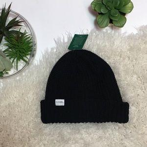 Coal Accessories - Coal Headwear The Eddie Ribbed Knit Hat 1f3b0a1a6e3