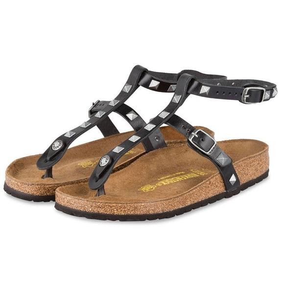 6b96265d6a42 Birkenstock Shoes - Birkenstock Marillia Studded Sandals