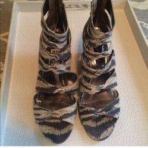 Steve Madden sandals 8.5