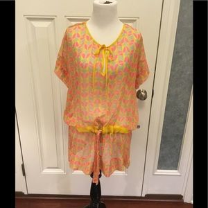 Marc Jacobs swim coverup size small