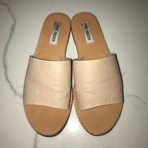 ff501cb54ad Steve Madden Shoes - Steve Madden Karolyn Slide Sandals