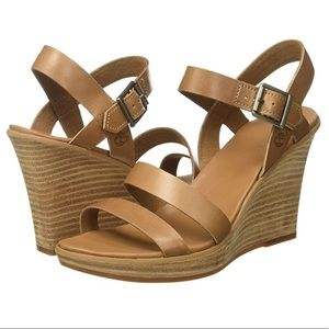 74a58be95b3 Timberland Shoes - Timberland Women s Cassanna Y-Strap Sandal Wedge