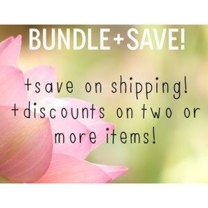 Other - Bundle 2 or More and save 15%
