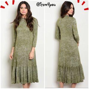 Dresses & Skirts - 🆕Olive Dress