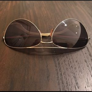 87be66b194 Paul Smith Accessories - Paul Smith Aviator Glasses Gold Frame