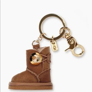 UGG Accessories - NEW UGG Swarovski Bailey Lavish Charm Keyring