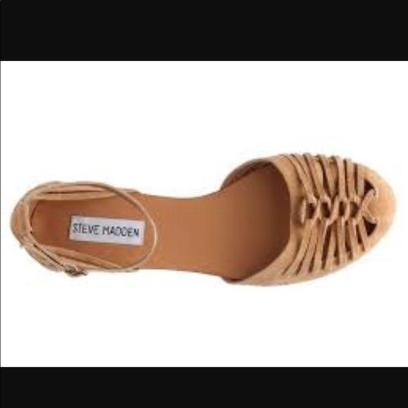 23fc96c7ea3 Steve Madden Terese suede sandals