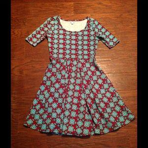 LuLaRoe Nicole Dress. Size XL.