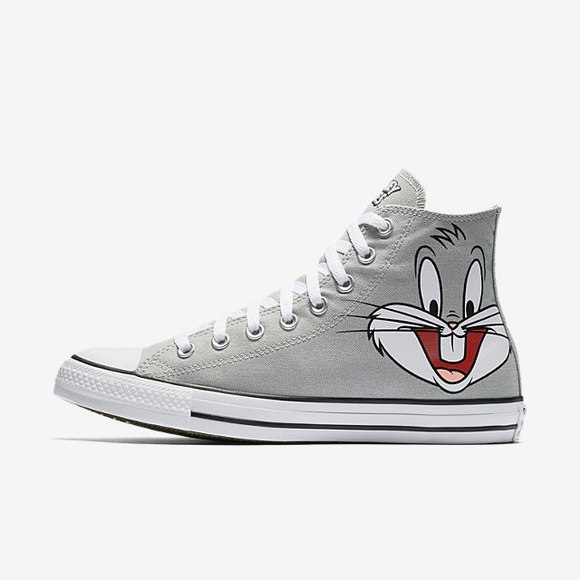 a67a3a56ebad Converse CT All Star Hi Bugs Bunny Sneakers