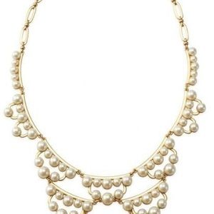 Jewelry - Stella & dot Frances Pearl Necklace
