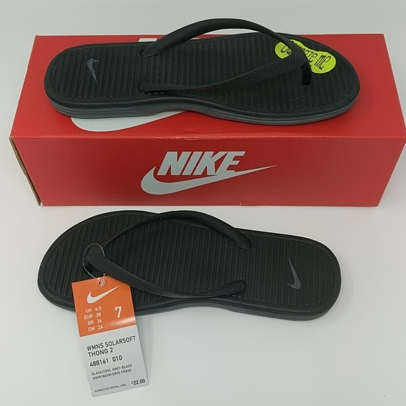 798a5ca089fe26 Nike Women s Solarsoft Thong 2 Comfortable Sandals