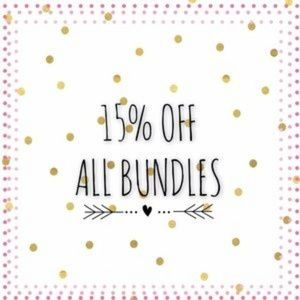 Other - 15% Off All Bundles