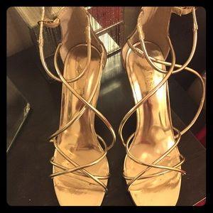 Evening sexy sandals