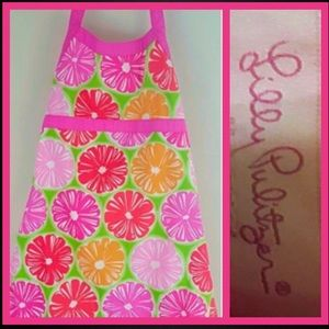 Like NEW‼️Lilly Pulitzer Floral dress size 8