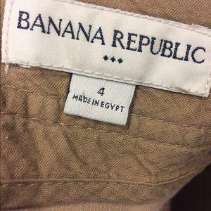 Banana Republic Skirts - Corduroy Mini Skirt