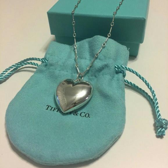 46 off tiffany co jewelry tiffany co ziegfeld puffy heart m599ed8a6f739bc0773005307 aloadofball Gallery