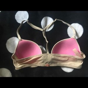 PINK Victoria's Secret Intimates & Sleepwear - Nude t shirt bra