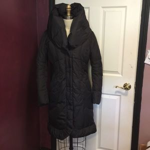 Tahari long winter coat