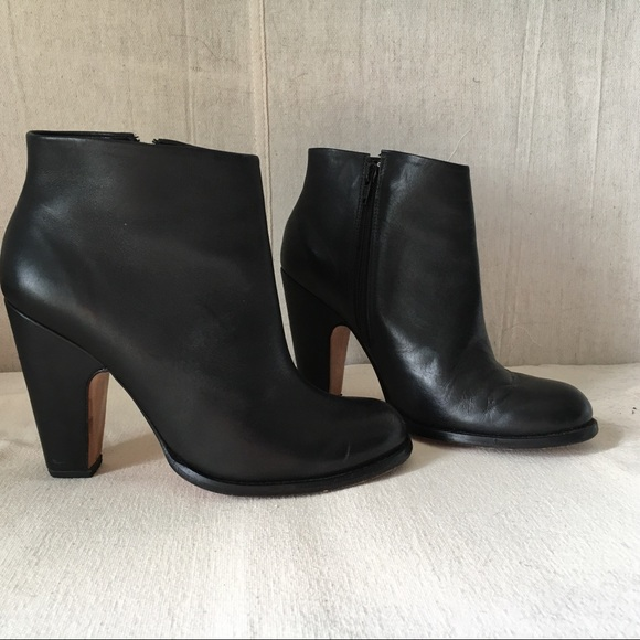 Rachel Comey Willow Leather Ankle Boots cheap sale outlet store big sale sale online eRajg0Wzba