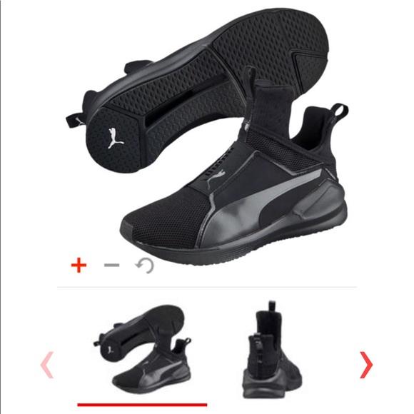 6745c6603d Puma Shoes   Kylie Jenner Fierce Size 885   Poshmark