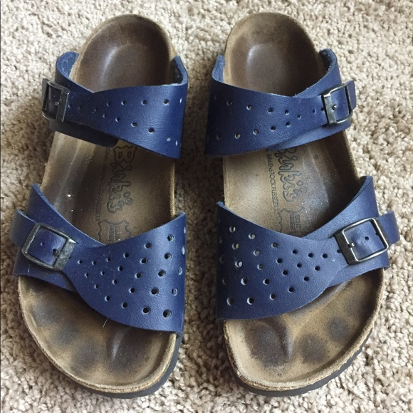 4fbcc205d23 Birkenstock Shoes - Birkis by Birkenstock strap sandals 37