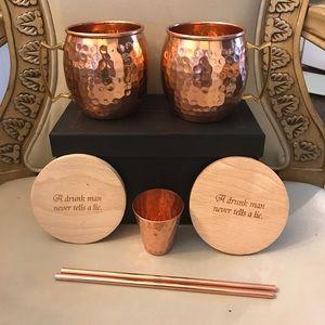 Other - Cooper Mug Set