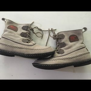 Sorel boots size 7.5