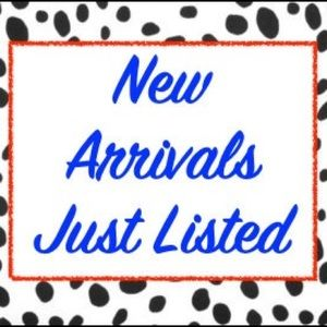 ➡️NEW ARRIVALS JUST LISTED & MORE TO COME TODAY ➡️